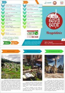 Seyyid Harun Veli Cami, Adile Baysal Kültür Evi, Tınaztepe Mağarası, Gölcük Yaylası