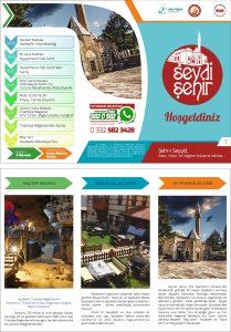 Seyyid Harun Veli Cami, Adile Baysal Kültür Evi, Tınaztepe Mağarası